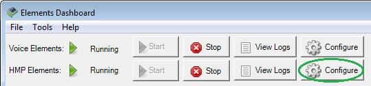 Voice Elements Sampler - HMPe Configuration