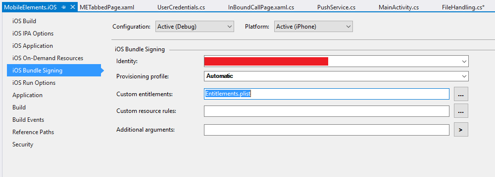 Mobile Elements - IOS Outbound 3