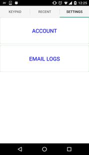Mobile Elements - Settings