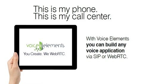 WebRTC - This is my phone / This is my Call Center