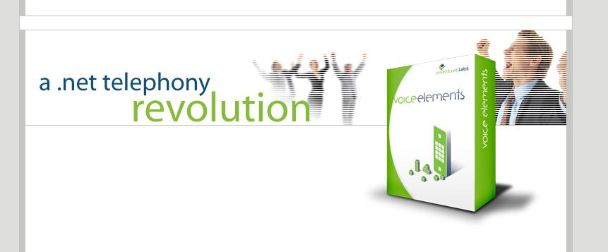 Voice Elements - A .Net Telephony Revolution