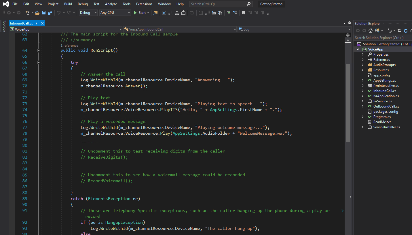 Design your App with Ease in Visual Studio